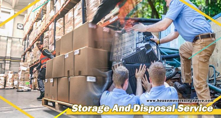 storage & disposal service