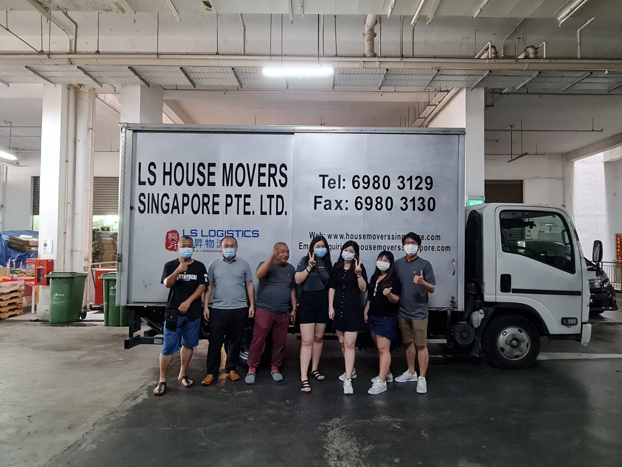 LS House Movers Services