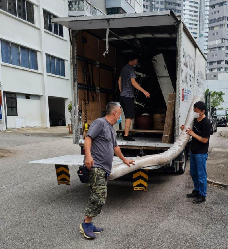 house movers residential