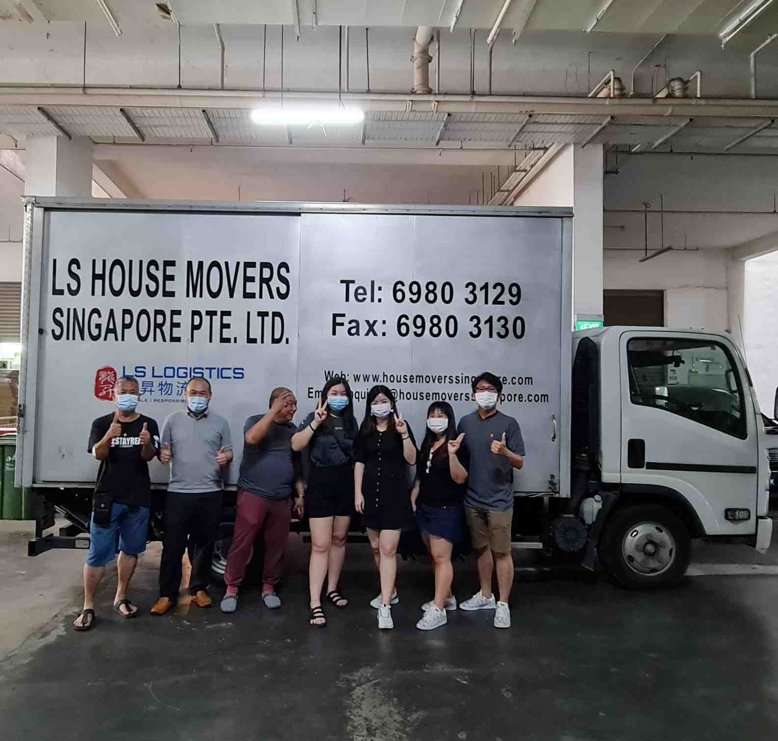 house movers Singapore about