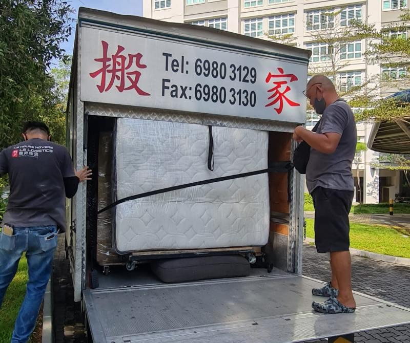 house movers singapore - mattress movement